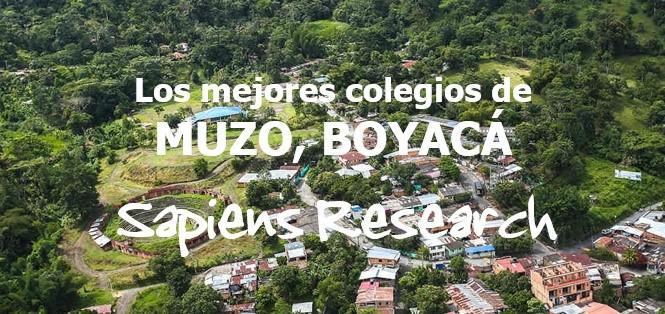 Los mejores colegios de Muzo, Boyacá