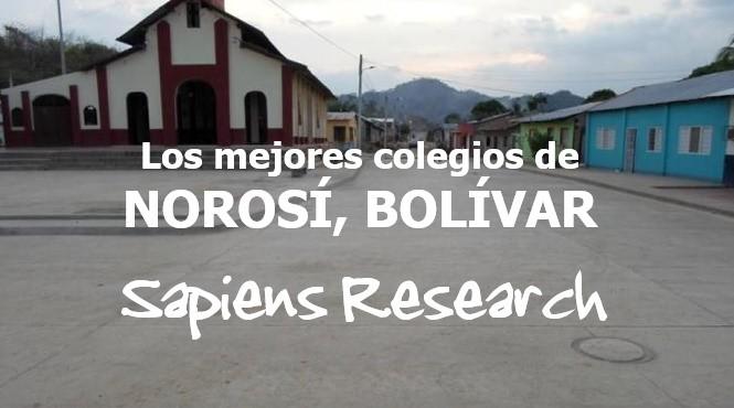 Los mejores colegios de Norosí, Bolívar
