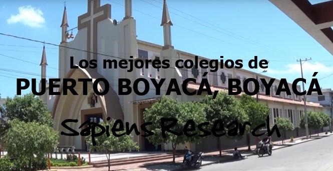 Los mejores colegios de Puerto Boyacá, Boyacá