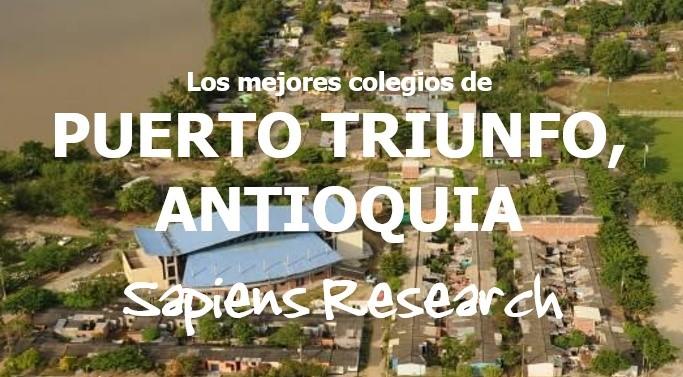 Los mejores colegios de Puerto Triunfo, Antioquia
