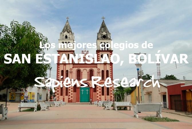 Los mejores colegios de San Estanislao, Bolívar
