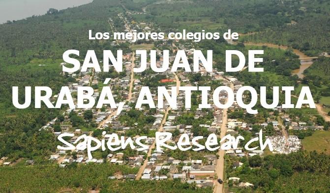 Los mejores colegios de San Juan de Urabá, Antioquia