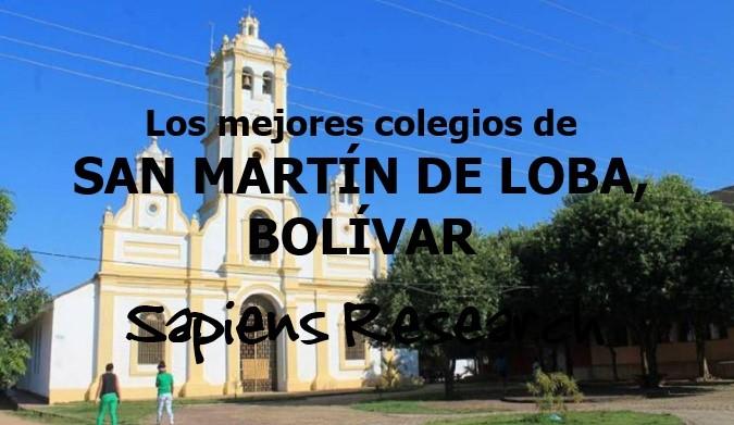 Los mejores colegios de San Martín de Loba, Bolívar