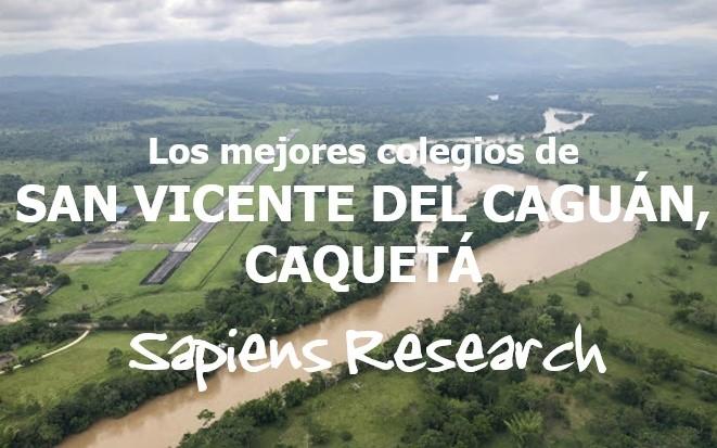 Los mejores colegios de San Vicente del Caguán, Caquetá