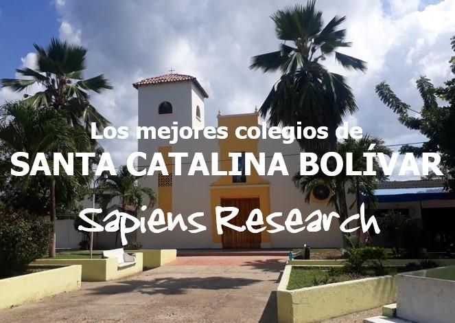 Los mejores colegios de Santa Catalina, Bolívar