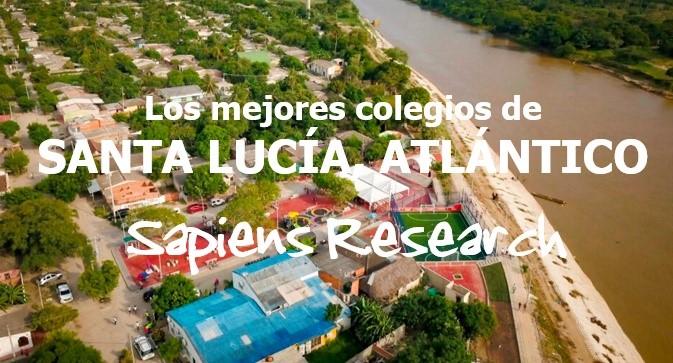 Los mejores colegios de Santa Lucía, Atlántico