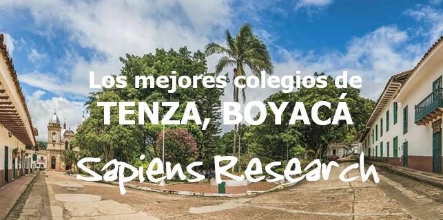 Los mejores colegios de Tenza, Boyacá