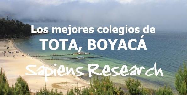 Los mejores colegios de Tota, Boyacá