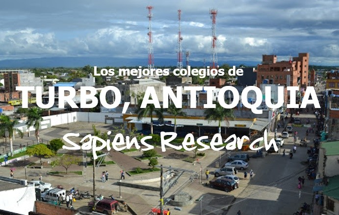 Los mejores colegios de Turbo, Antioquia