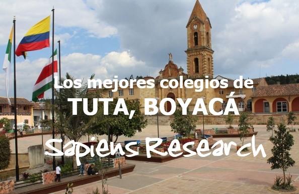 Los mejores colegios de Tuta, Boyacá