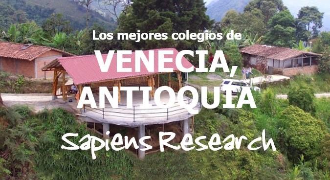 Los mejores colegios de Venecia, Antioquia