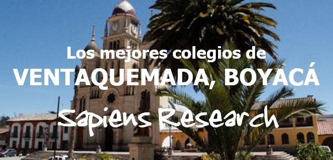 Los mejores colegios de Ventaquemada, Boyacá