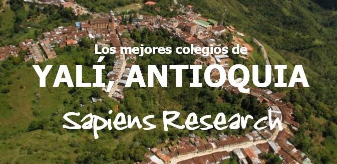 Los mejores colegios de Yalí, Antioquia