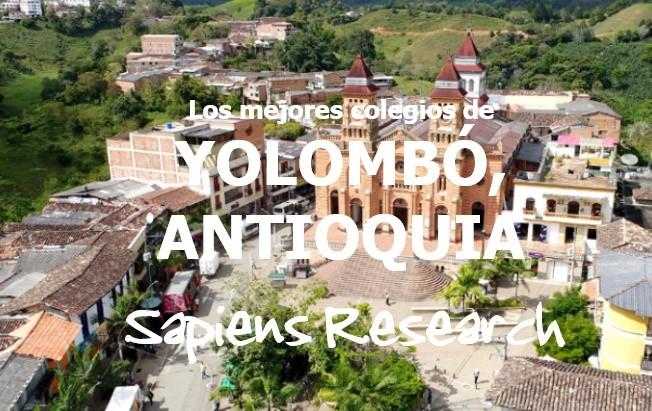 Los mejores colegios de Yolombó, Antioquia