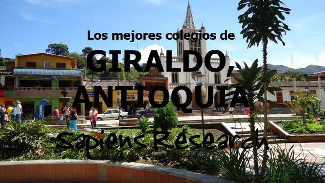 Los mejores colegios de Giraldo, Antioquia