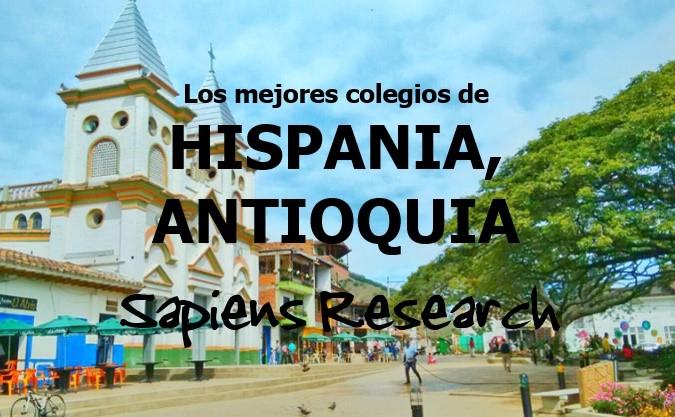 Los mejores colegios de Hispania, Antioquia