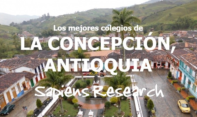 Los mejores colegios de La Concepción, Antioquia