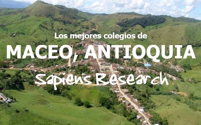 Los mejores colegios de Maceo, Antioquia