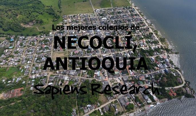 Los mejores colegios de Necoclí, Antioquia