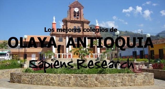Los mejores colegios de Olaya, Antioquia