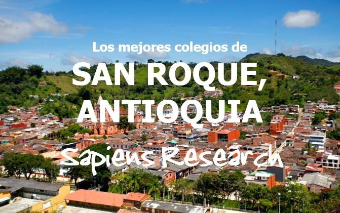 Los mejores colegios de San Roque, Antioquia