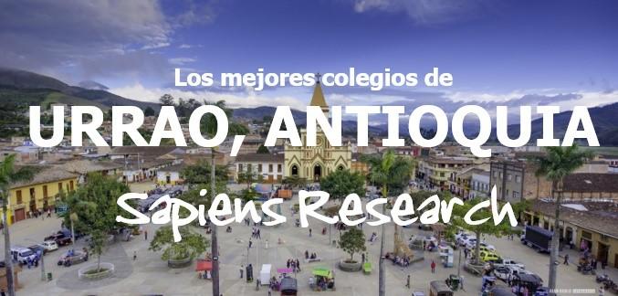 Los mejores colegios de Urrao, Antioquia