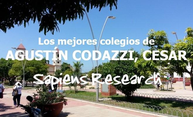 Los mejores colegios de Agustín Codazzi, Cesar
