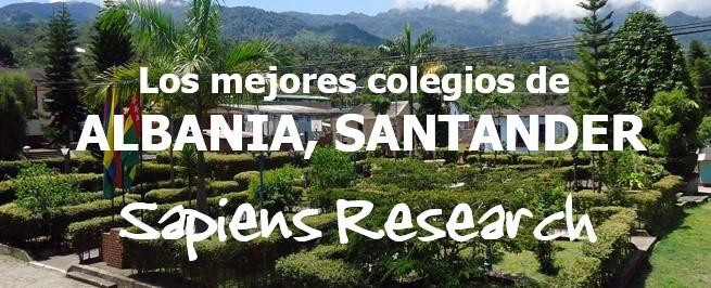 Los mejores colegios de Albania, Santander