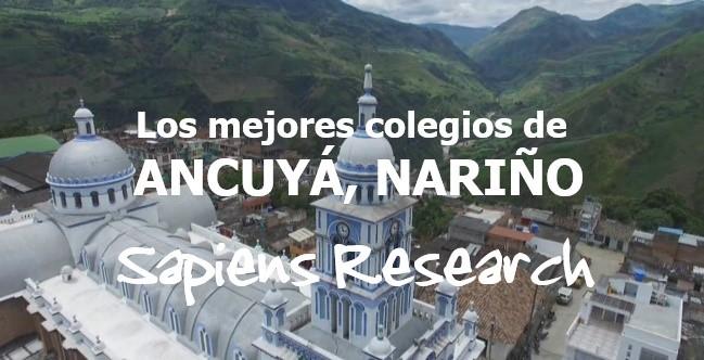 Los mejores colegios de Ancuyá, Nariño