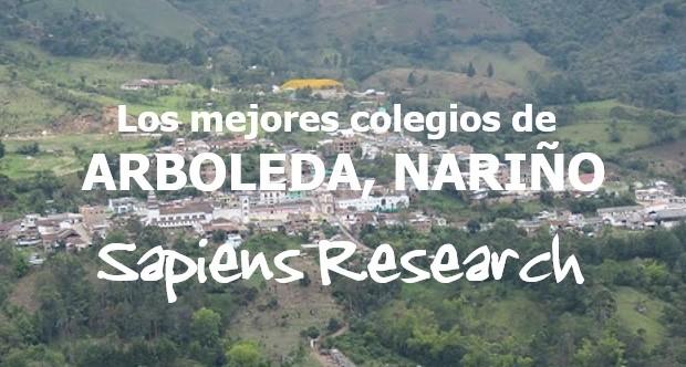 Los mejores colegios de Arboleda, Nariño