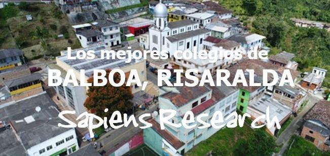 Los mejores colegios de Balboa, Risaralda