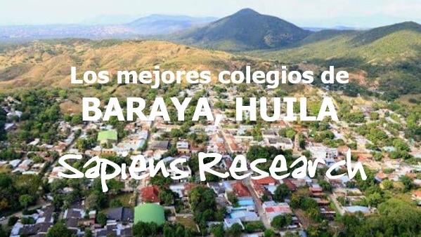 Los mejores colegios de Baraya, Huila