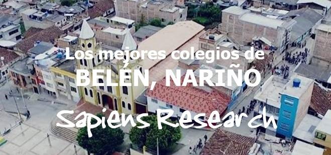 Los mejores colegios de Belén, Nariño