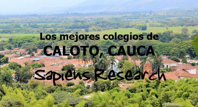 Los mejores colegios de Caloto, Cauca