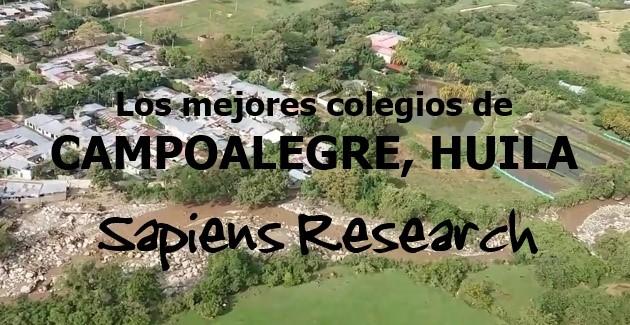 Los mejores colegios de Campoalegre, Huila
