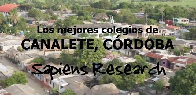 Los mejores colegios de Canalete, Córdoba