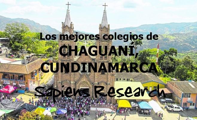 Los mejores colegios de Chaguaní, Cundinamarca