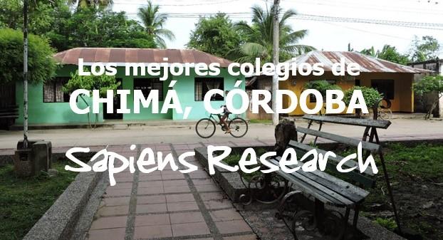 Los mejores colegios de Chimá, Córdoba