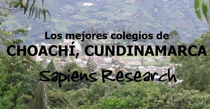 Los mejores colegios de Choachí, Cundinamarca