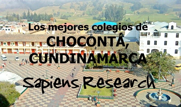 Los mejores colegios de Chocontá, Cundinamarca