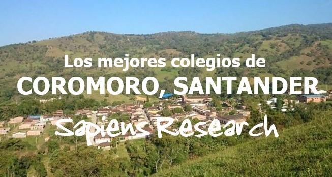 Los mejores colegios de Coromoro, Santander