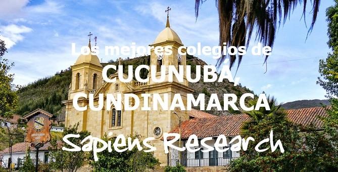Los mejores colegios de Cucunubá, Cundinamarca
