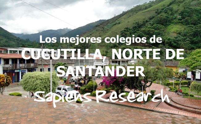 Los mejores colegios de Cucutilla, Norte de Santander