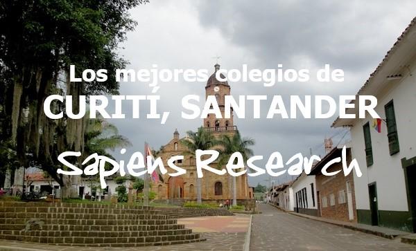Los mejores colegios de Curití, Santander