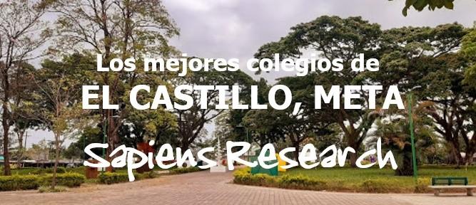 Los mejores colegios de El Castillo, Meta
