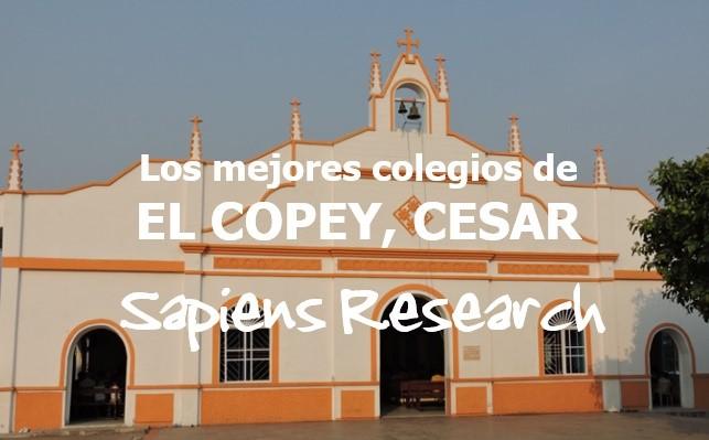 Los mejores colegios de El Copey, Cesar