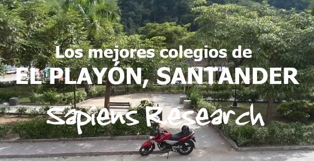 Los mejores colegios de El Playón, Santander