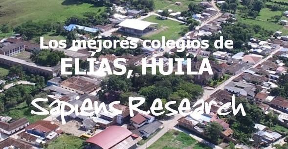 Los mejores colegios de Elías, Huila