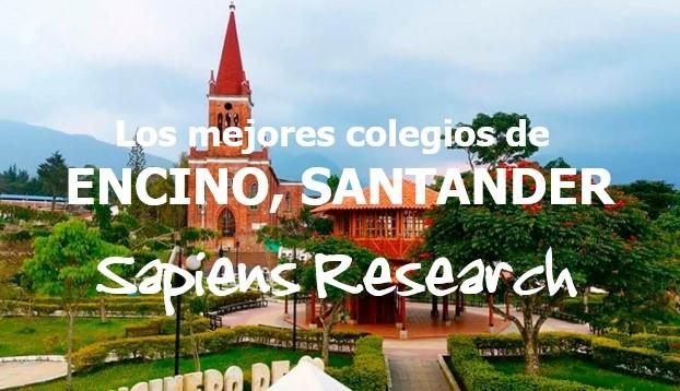 Los mejores colegios de Encino, Santander