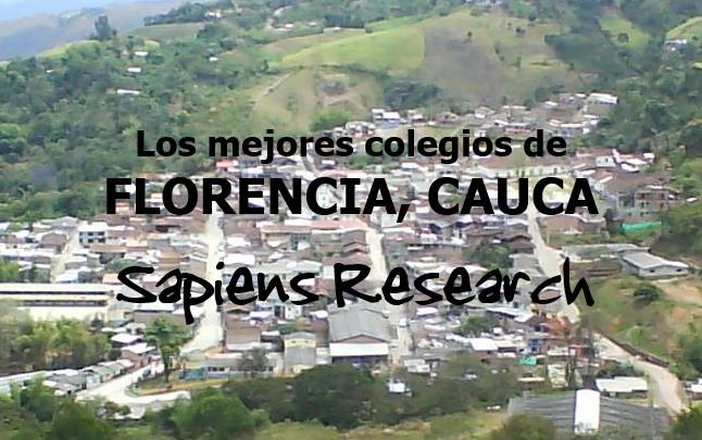 Los mejores colegios de Florencia, Cauca